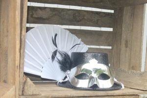 Fotobox Accessoires Verkleidung